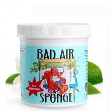The Original Bad Air Sponge Odor Absorbing Neutralant, 14.5 ounce (.45kg)